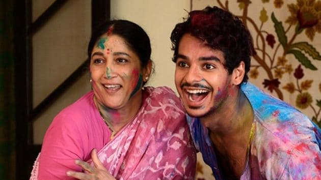 Ishaan Khatter's new still from A Suitable Boy.