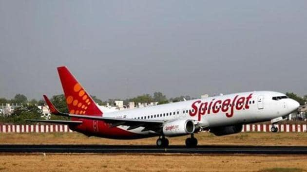 SpiceJet has been designated as an Indian scheduled carrier to operate according to the terms of the Air Services Agreement between India and the US.(REUTERS)