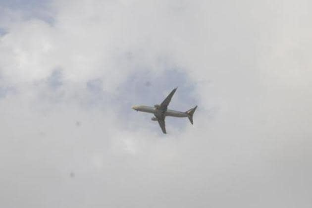 The recovery in domestic passenger traffic is contingent on factors such as containment of the Covid-19 pandemic, willingness of consumers to undertake leisure travel, recovery in macroeconomic growth, and recovery in business travel.(HT File Photo)