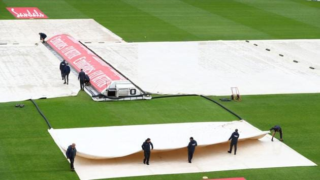 England vs West Indies 3rd Test weather report(REUTERS)