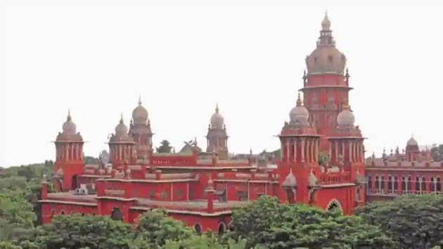 Madras High Court.(HT file)