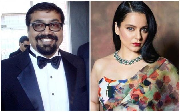 Anurag Kashyap said that Kangana Ranaut has always supported him and clarified that he is not her enemy.