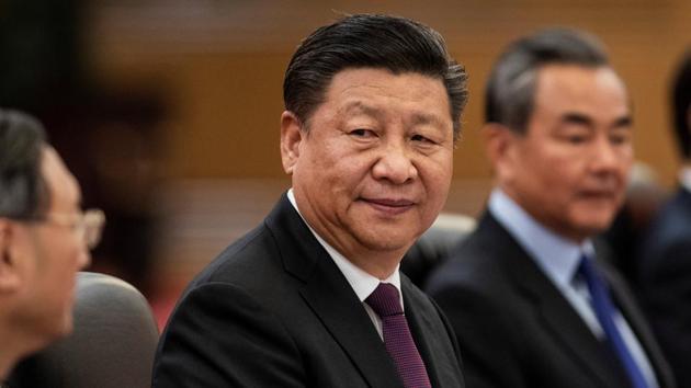 China's President Xi Jinping in Beijing.(Reuters file photo)