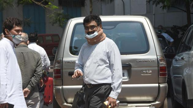 The special court rejected his plea observing that the court is not expected to delve into ifs and buts.. (Photo by Bhushan Koyande/ HT)