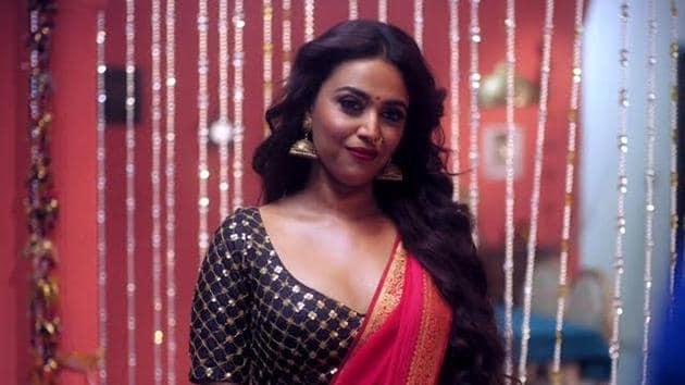 Actor Swara Bhasker played the lead in Amazon Prime Video's web show, Rasbhari