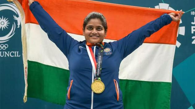 Rahi Sarnobat said she had heard about the national camp in the news but was still waiting for the circular.(PTI Image)