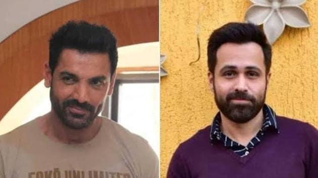 Sanjay Gupta's Mumbai Saga will see John Abraham as a gangster, while Emraan Hashmi is set for a cop avatar