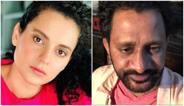 Kangana Ranaut's team said that Resul Pookutty confided in her about not getting work in Bollywood.