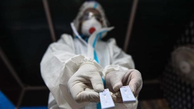 Over 1.4 million people have been infected with Covid-19 in India(Sanchit Khanna/HT PHOTO)
