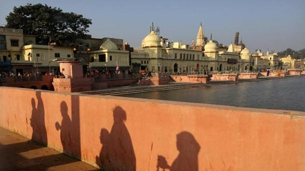 Bhoomi pujan for Ram Temple in Ayodhya will be conducted on August 5(AP)