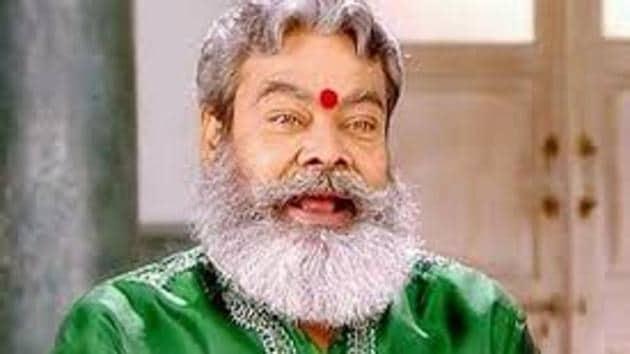 Anupam Shyam is known for playing Thakur Sajjan Singh in Pratigya.