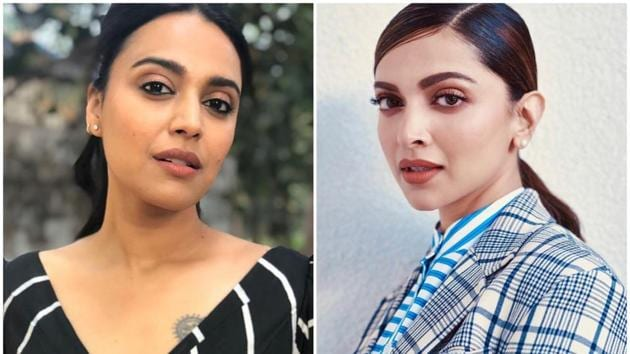 Swara Bhasker said that claims of Deepika Padukone being paid Rs 5 crore for attending the JNU protest were 'outlandish'.
