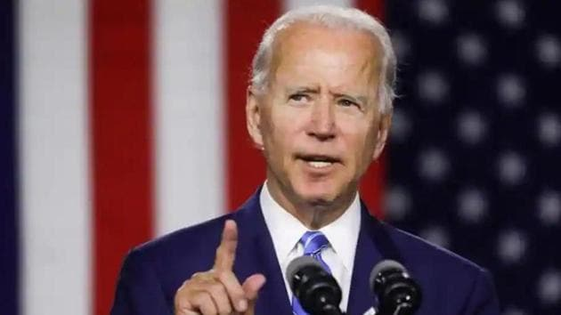Democratic US presidential candidate and former Vice President Joe Biden(Reuters)