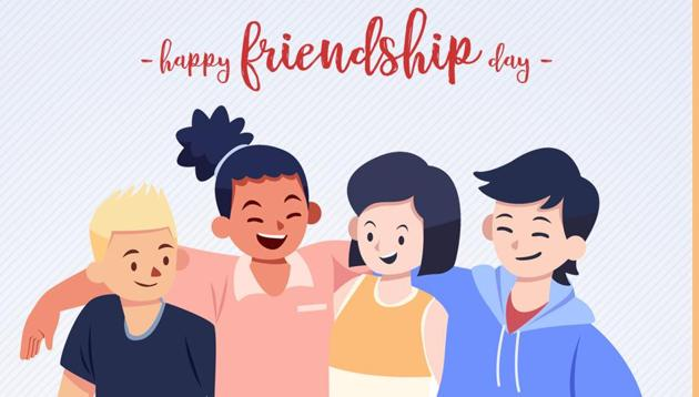 Wishes, images and quotes to share with your dearest friends on Friendship Day.(HT)