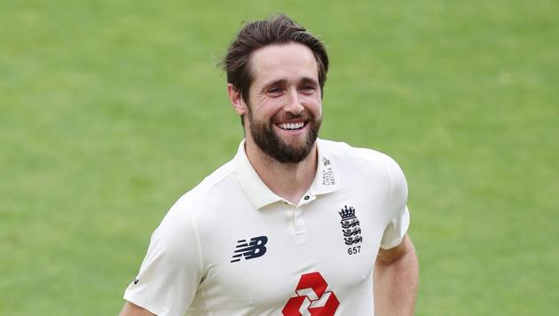 Chris Woakes of England (REUTERS)