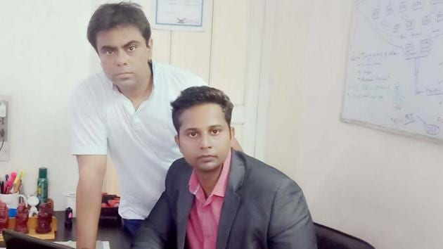 Nikhil Singh and Sharad Singh, founders of Abacus Media.