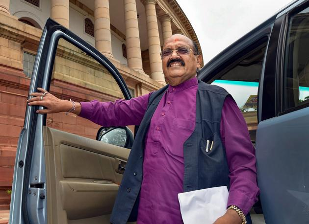 Amar Singh showed why one should not judge a book by its cover(PTI)