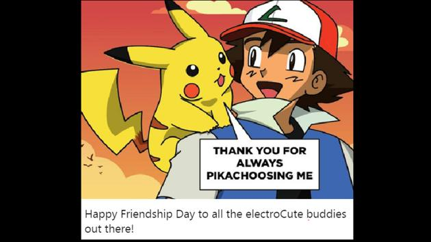 Friendship Day 2020: Netizens shower wishes and dedicate memes for friends(Twitter)