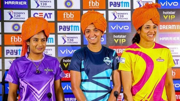 The BCCI has acknowledged the growing popularity of women's T20Is.(PTI Image)