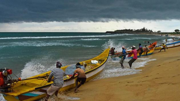 Sudden, spikes in sea water temperatures also mean lesser continuous longer period rainfall, according to the study.(PTI PHOTO.)