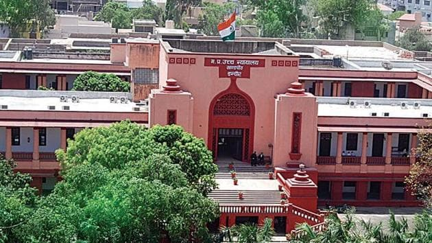 Indore bench of MP High Court was hearing a bail plea filed by the accused.(HT Photo)