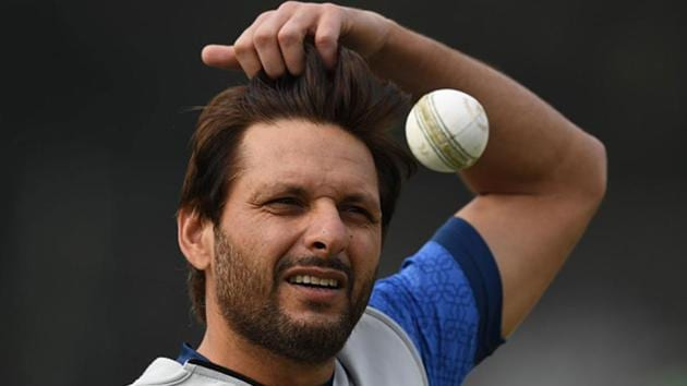 File image of Shahid Afridi(Getty Images)