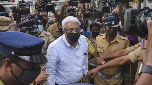 M Sivasankar, former principal secretary to Kerala chief minister has also been questioned in the case.(PTI)