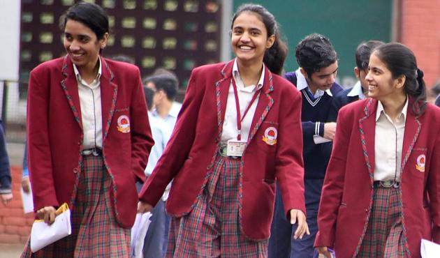 The education department's prospectus says the provisional merit list will be out on August, while the list of allotment of schools and streams after taking objections of students will be out on August 13.(HT Photo/For representation only)