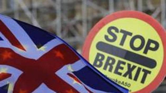 According to the study, the numbers of UK citizens obtaining EU member state passports provides evidence that an increasing number of UK immigrants are making long-term migration decisions to protect themselves from some of the negative effects of Brexit.(AP)