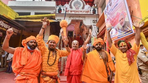 Hindutva is not Hinduism. Hindutva is a Hindu political response to political Islam and Western imperialism(PTI)