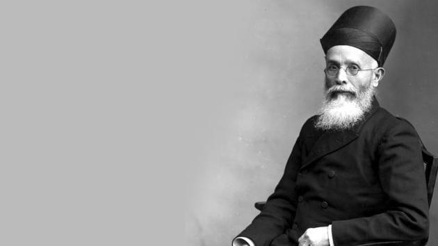 circa 1905: Indian statesman and MP for Finsbury, Dadabhai Naoroji, (1825 - 1917).(Getty Images)