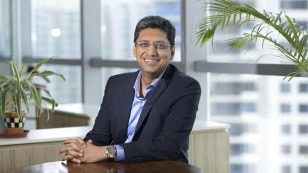 Bhavesh Gupta is the new CEO of Paytm.(Photo courtesy: https://blog.paytm.com/)