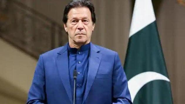Pakistan prime minister Imran Khan(File photo)