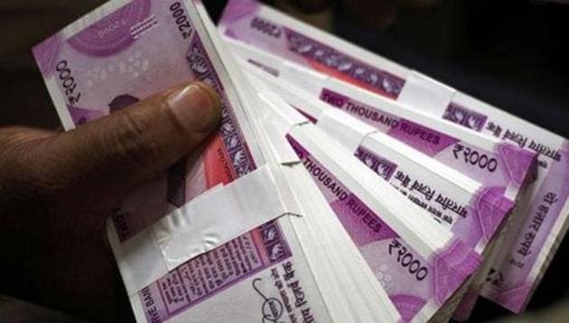 Rupee had settled at 74.94 against the US dollar on Wednesday.(Reuters)