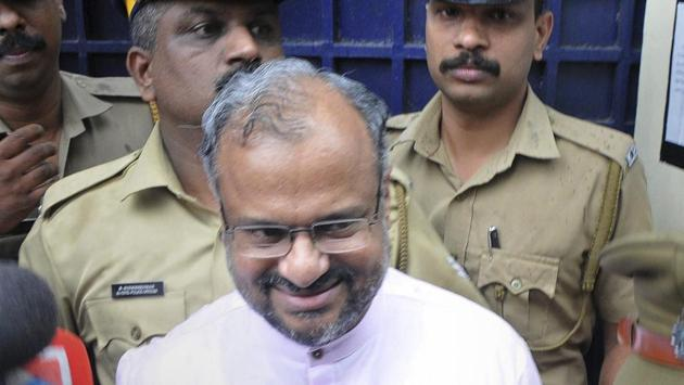 Mulakkal, while serving as Bishop of the Jalandhar Diocese of the Roman Catholic Church, was accused of raping a nun belonging to the Missionaries of Jesus congregation in a complaint filed with the Kerala Police in June 2018.(PTI file photo)