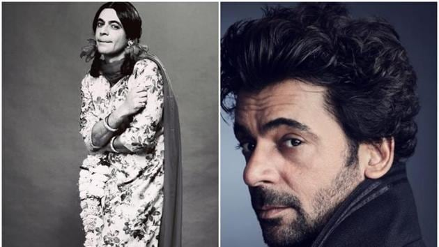 Sunil Grover's new show will be called Gangs of Filmistan; (left) Sunil as Gutthi, a popular character he played on TKSS.