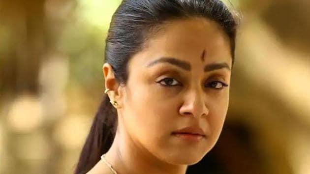 Jyotika was last seen in Tamil legal drama Ponmagal Vandhal.