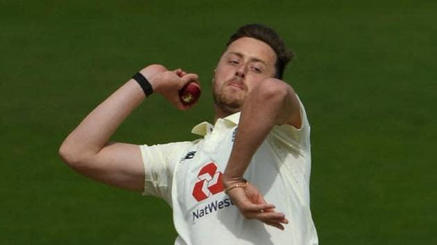 Ollie Robinson(ECB)