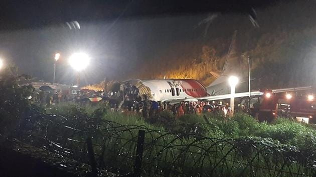 In all there were 174 adult passengers on board, 10 infants, two pilots, and four crew members. Flight records reviewed by HT showed that several of the passengers cited job loss as the reason for returning to the country.(AP Photo)