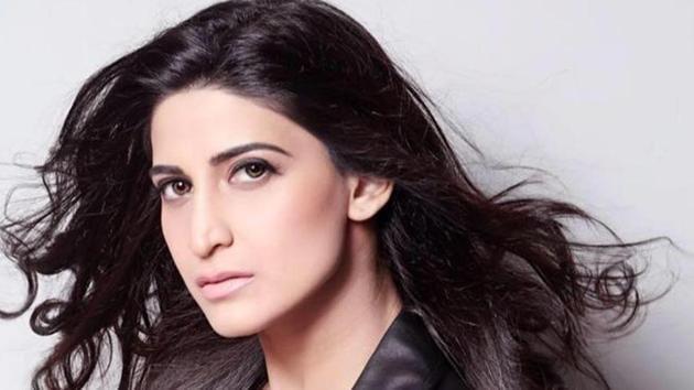 Actor Aahana Kumra's latest Bollywood venture Khuda Haafiz is releasing on an OTT platform.