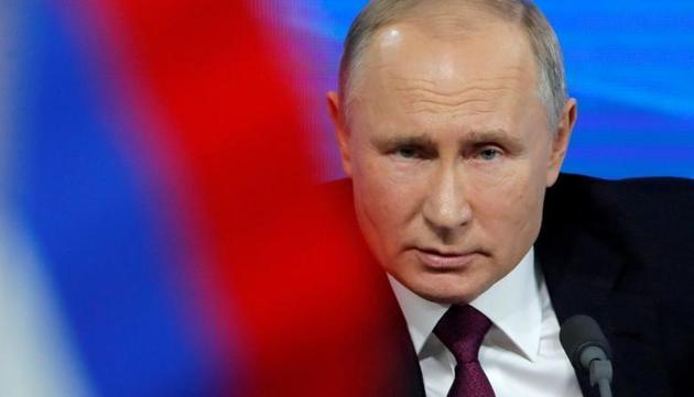 Russian President Vladimir Putin(Reuters photo)