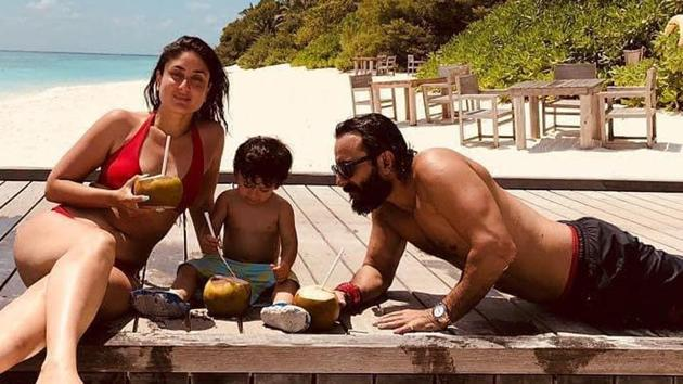Saif Ali Khan and Kareena Kapoor are expecting their second child.