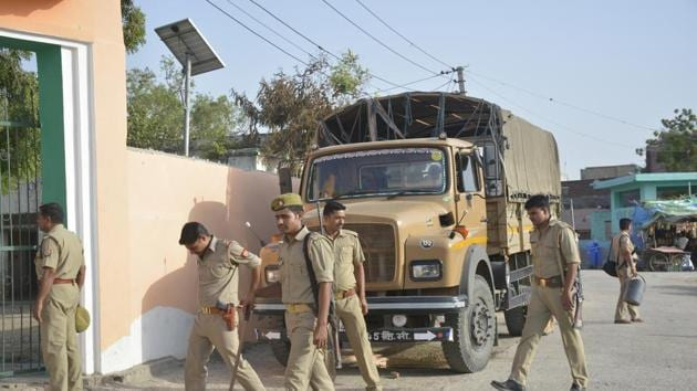 Police, however, insisted that the incident in Begumpur Khatola had no connection with the earlier case.(Sakib Ali/HT file photo. Representative image)
