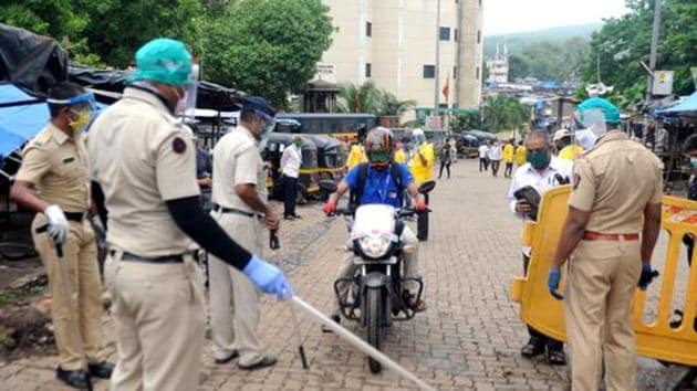 Moreover, 2,26,460 cases of violation of prohibitory orders have been registered across the state since the imposition of the coronavirus-induced lockdown in March, the official said.(ANI file photo)