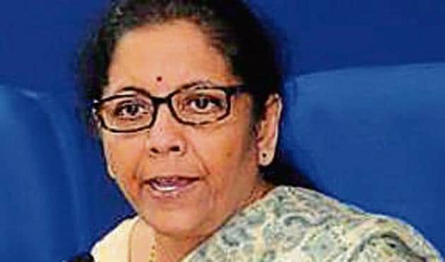 Nirmala Sitharaman said last month that agriculture is driving an economic recovery.(HT Photo)