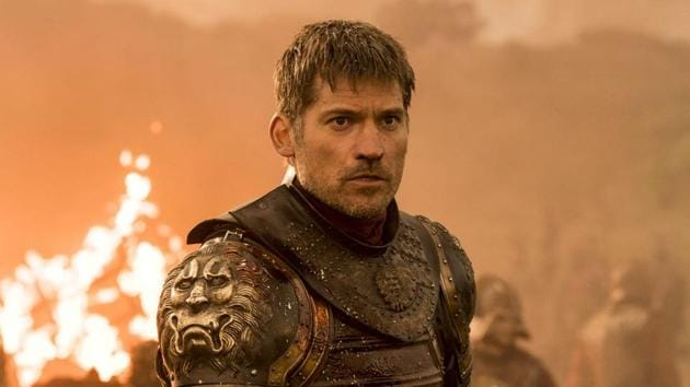 Nikolaj Coster-Waldau in a still from Game of Thrones.