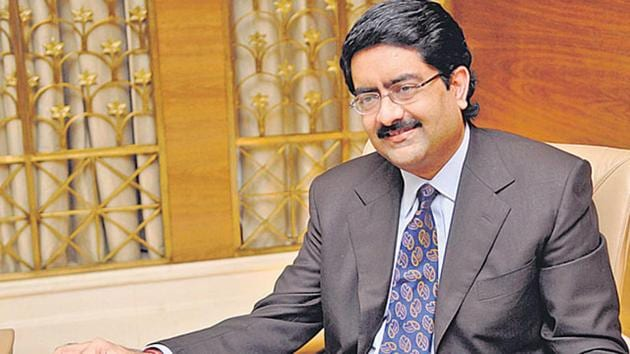 Kumar Mangalam Birla said that most economies are likely to shrink this year.(HT Photo)