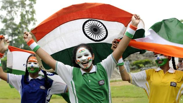 Unlike previous years, celebrations have been restricted to virtual mediums this year.(Photo: Bharat Bhushan/HT [For representational purpose only])
