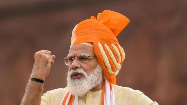 Prime Minister also said that over 1.5 lakh wellness centres are being set up across the country.(PTI Photo)