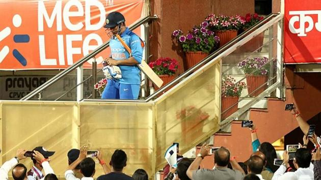 MS Dhoni retires as India's most successful limited-overs internationals captain.(Getty Images)